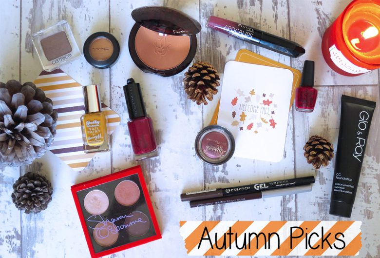 Autumnal Beauty Picks