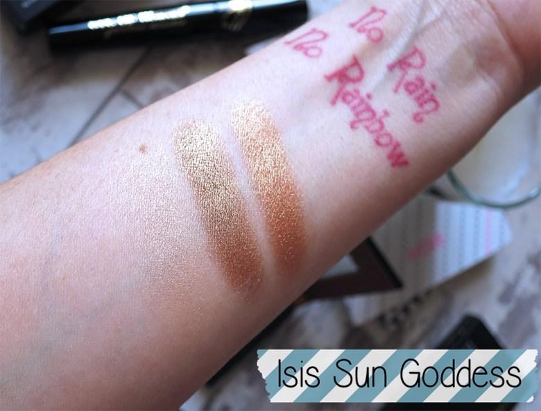 Isis Sun Goddess Trio