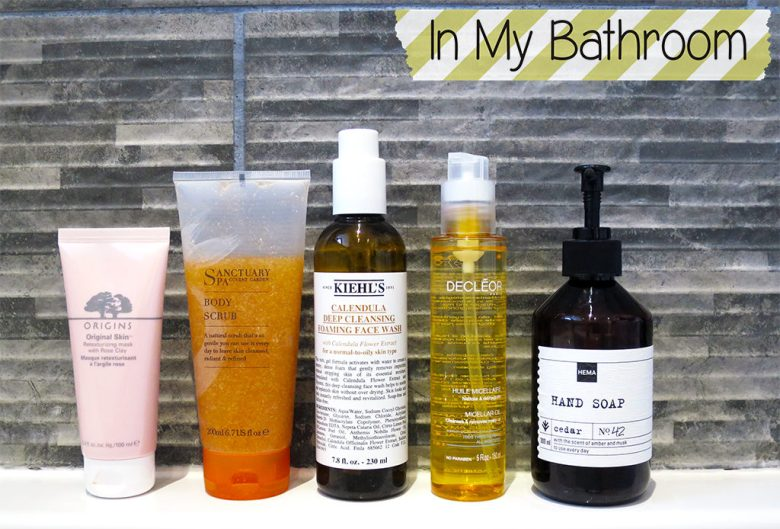 Current Beauty Products