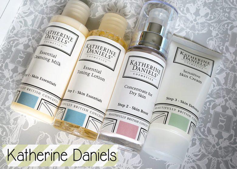 Katherine Daniels Skincare Products