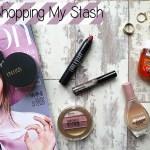 Shopping My Stash October 2015