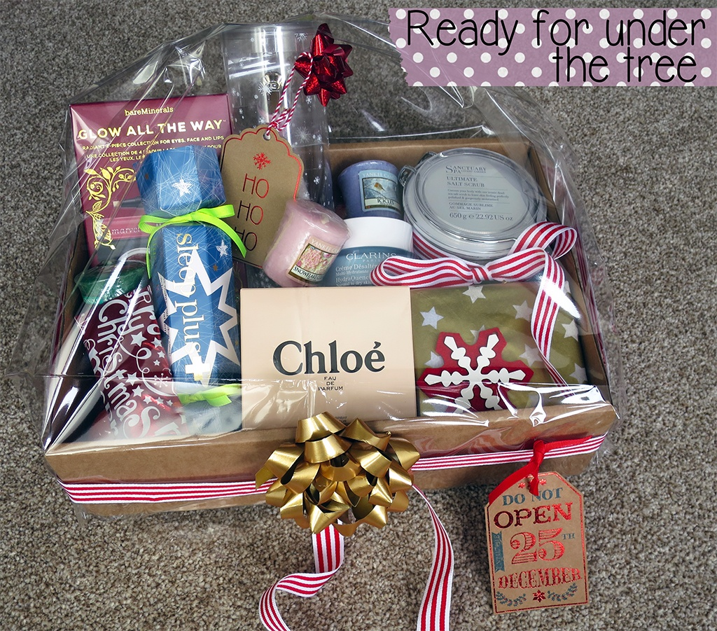 Diy Beauty Hamper With Boots Let S Talk Beauty
