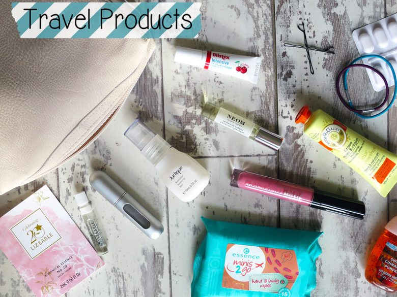 Travel Beauty & Skincare
