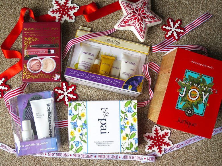 Christmas Gift Guide - beauty sets