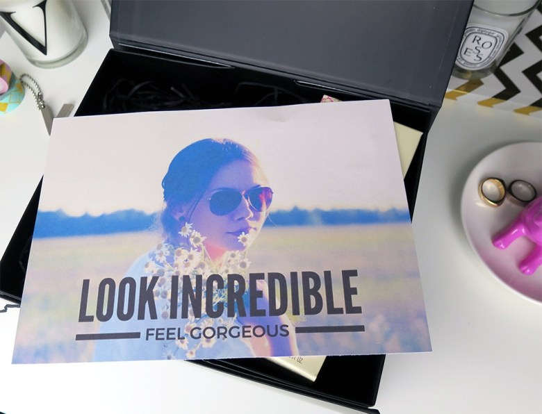Look Incredible Box Jan 2015