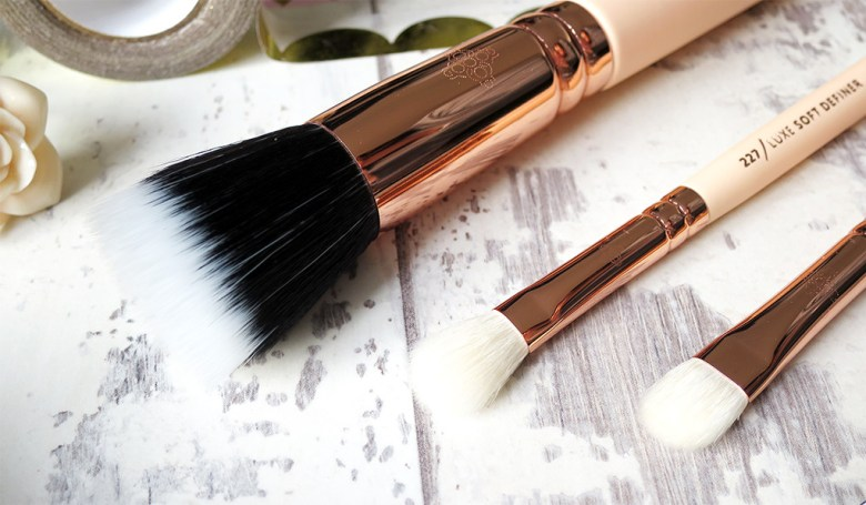 Beautiful ZOEVA Makeup Brushes