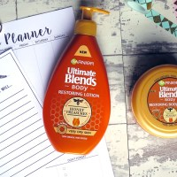 Garnier Ultimate Blends Restoring Lotion