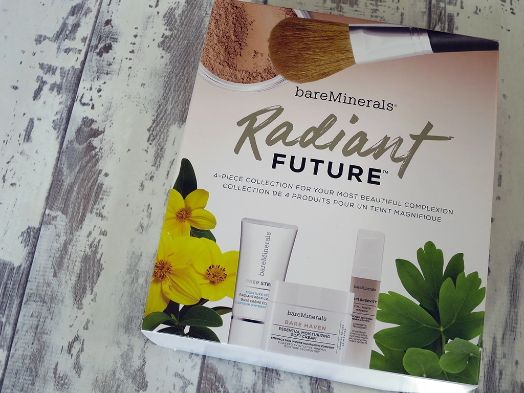 BareMinerals Radiant Future Set Exclusive to QVC