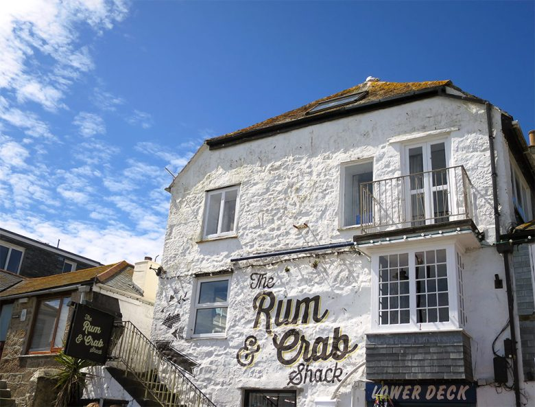 The Rum and Crab Pub St Ives