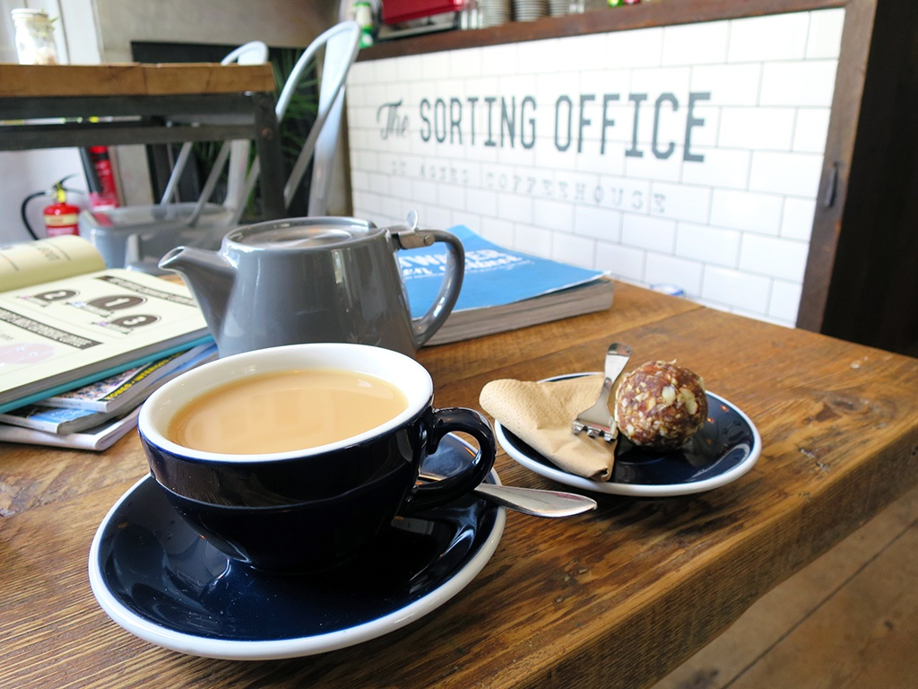 The Sorting Office Cafe St Agnes