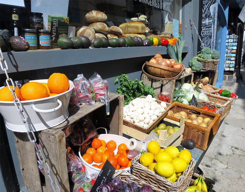 St Ives Green Grocer