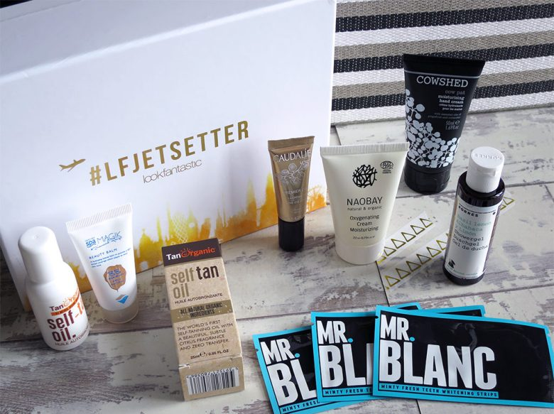 Look Fantastic Beauty Box June 2016