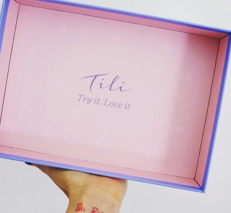 QVC Tili Beauty Box
