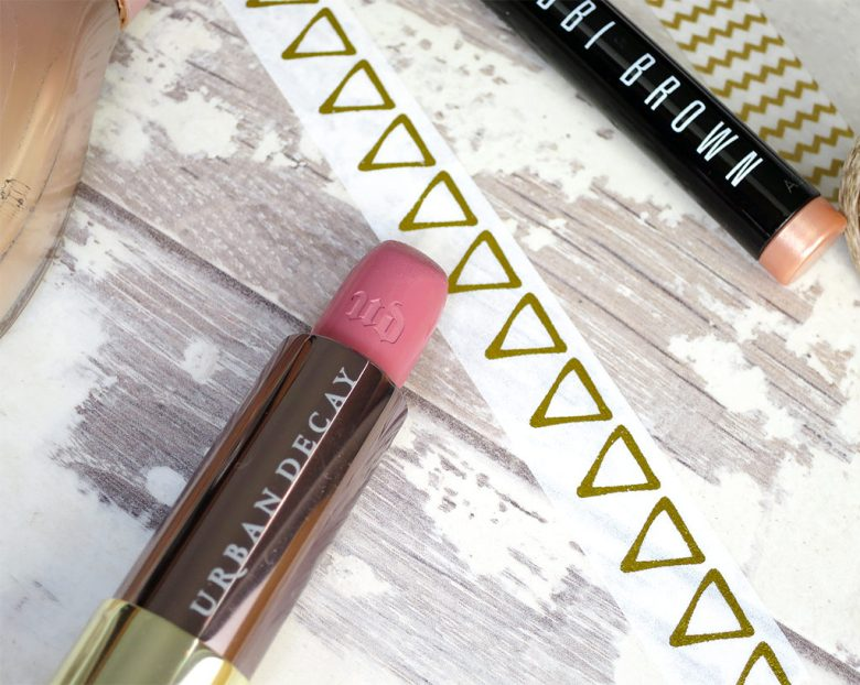 Urban Decay Vice Lipstick in BackTalk