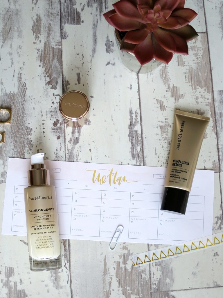 Five Products From bareMinerals