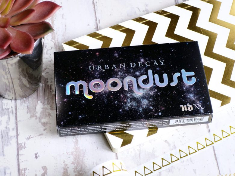 New Urban Decay Moondust Palette