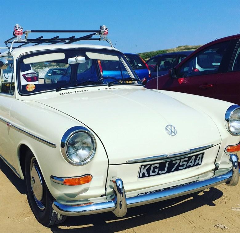 Classic VW Car