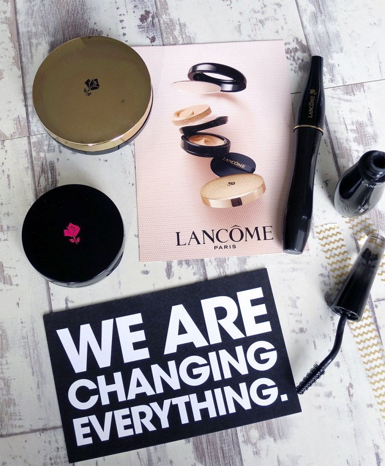 New Lancome Cushion Makeup Releases