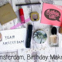 Amsterdam Birthday Makeup Picks