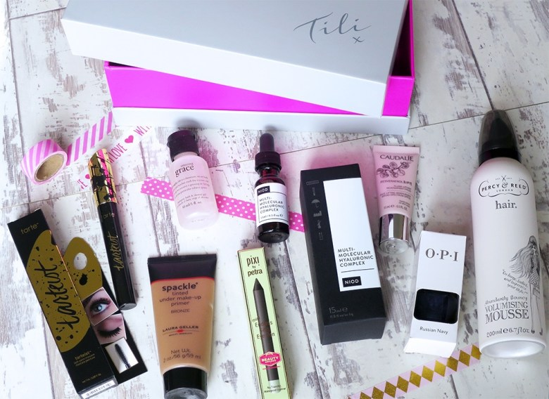 New Tili Beauty Box