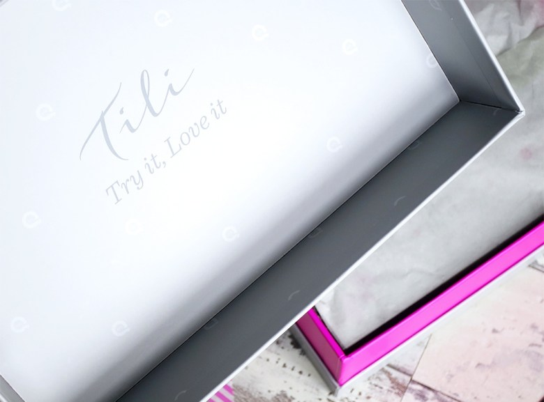 October Tili Beauty Box