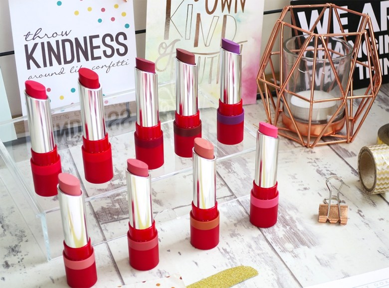 Affordable Matte Lipsticks From Rimmel