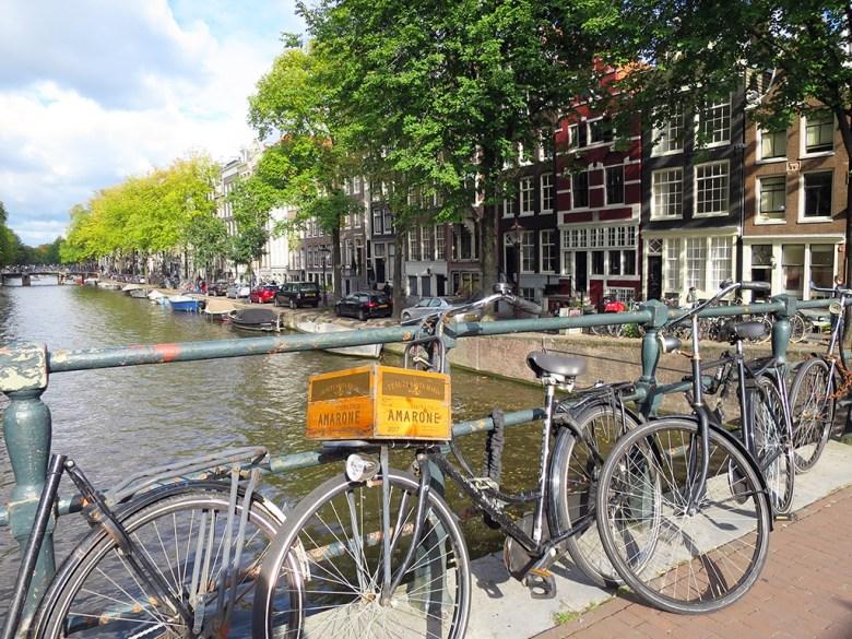 Bikes Galore Amsterdam