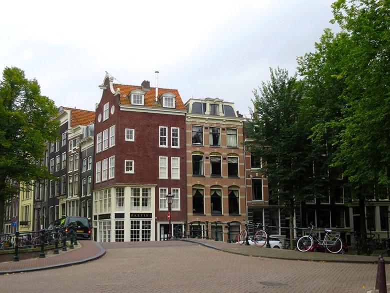 Empty Amsterdam Streets
