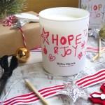 Miller Harris Hope & Joy Christmas Candle