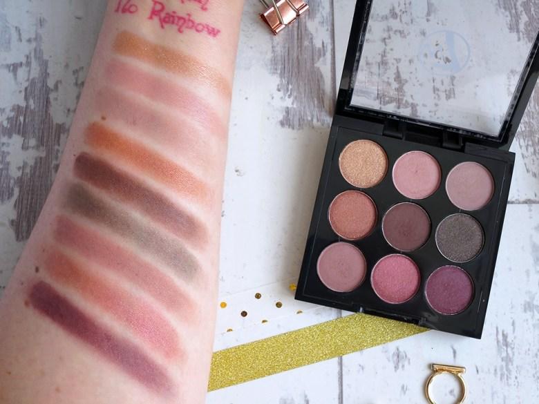 Mid Summer Nights Eyeshadow Palette
