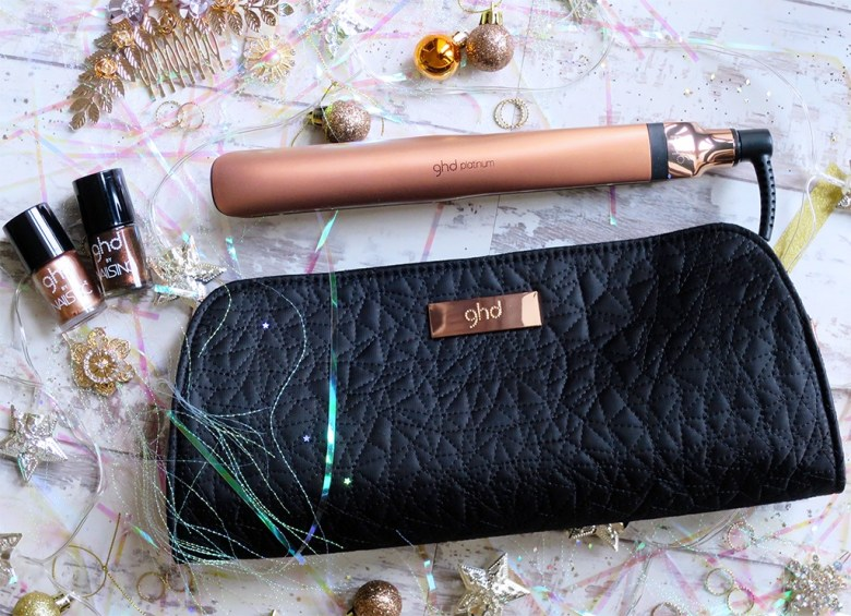 limited edition copper luxe ghd