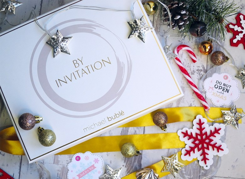 Michael Bube By Invitation Gift Set