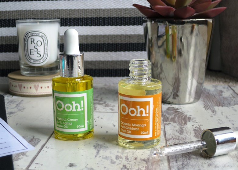Ooh! Oils Cacay Facial Oil