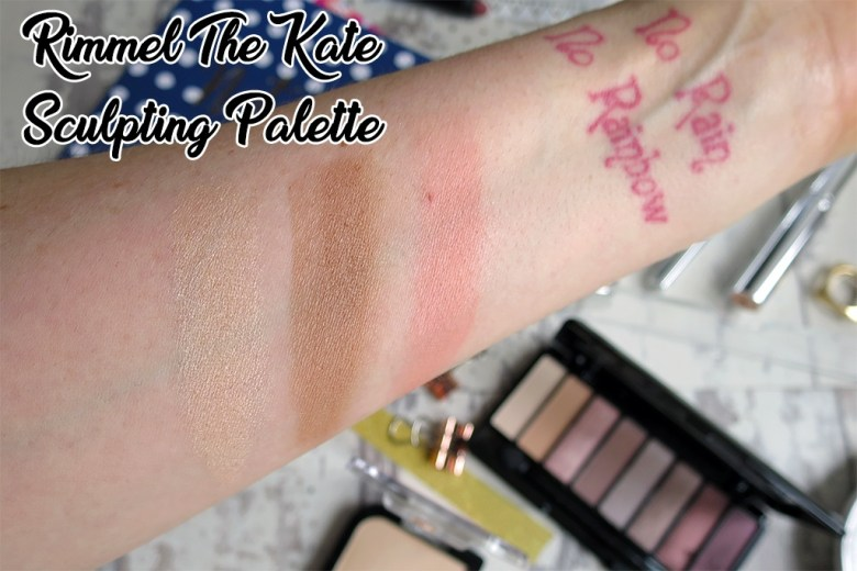 Rimmel The Kate Sculpting Palette