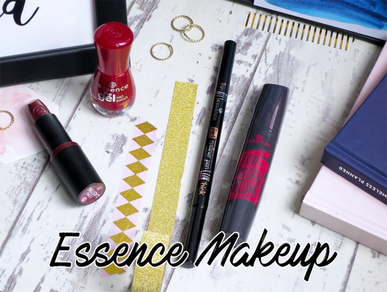 Affordable Essence Makeup-