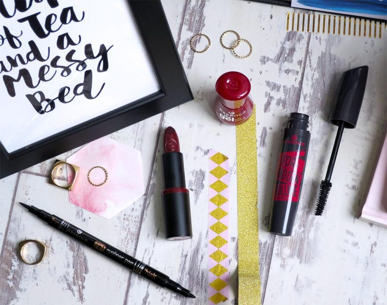 Drugstore Makeup from Essence