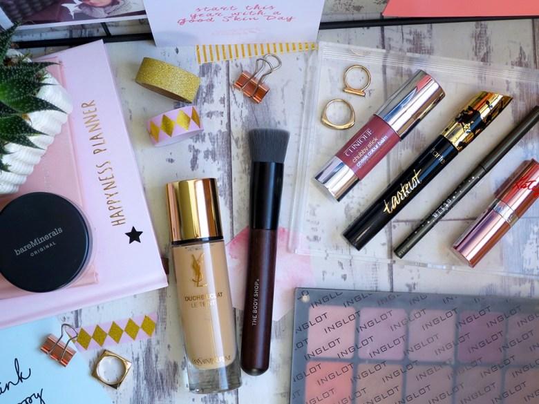 Shopping My-Makeup Stash Feb 17