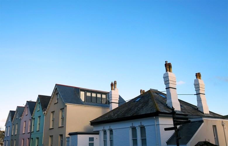 Rooftops Cornwall