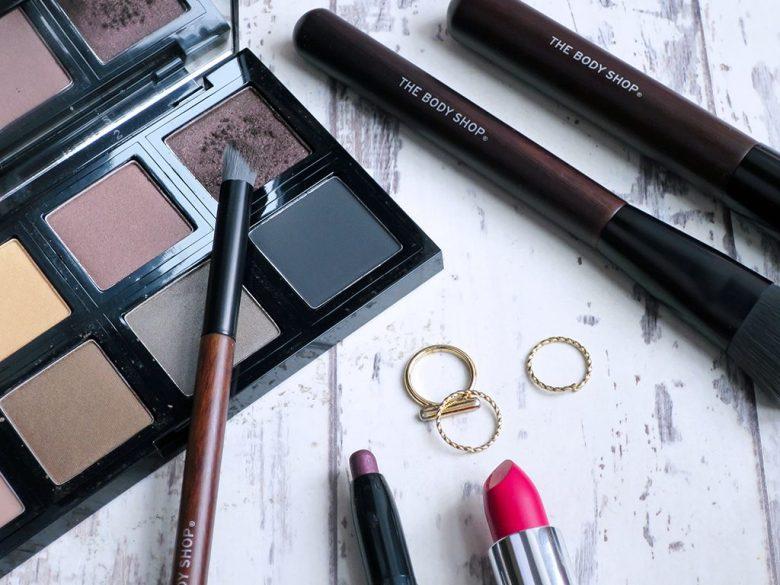 The Body Shop Vegan Makeup Brushes