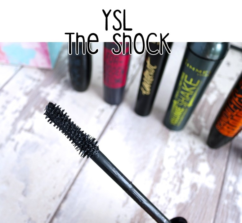 YSL The Shock Mascara