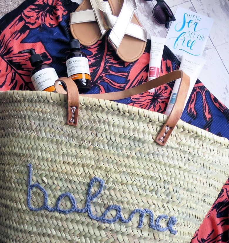 BalanceMe Summer Basket