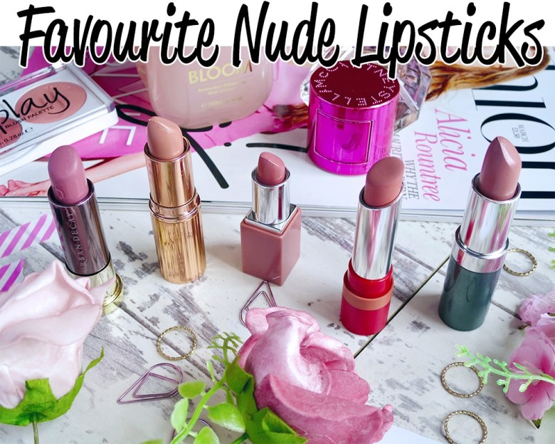 Nude Lipstick Recommendations