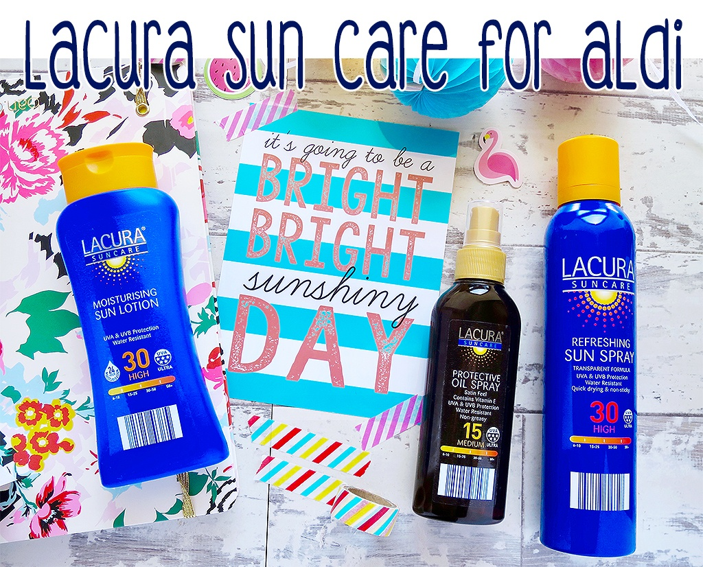 Lacura Sun Care Range at Aldi