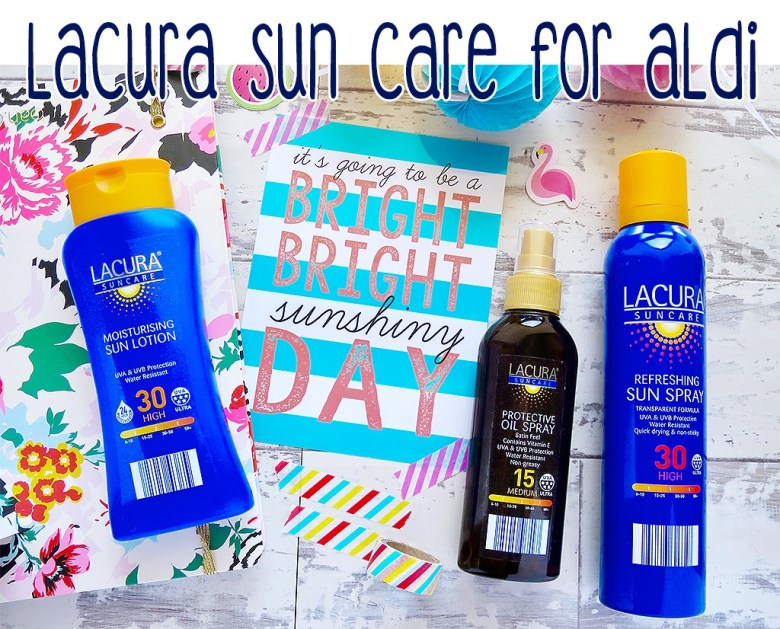 Lacura Suncare For Aldi