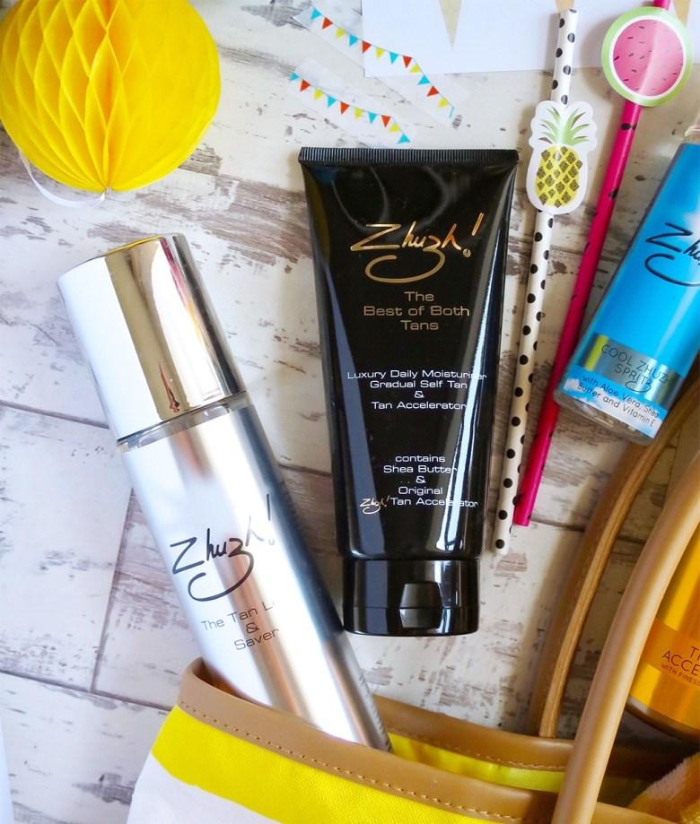 Zhuzh! Self Tanning Products