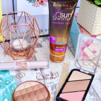 Rimmel Summer Glow Makeup