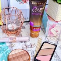 Rimmel Summer Glow Makeup