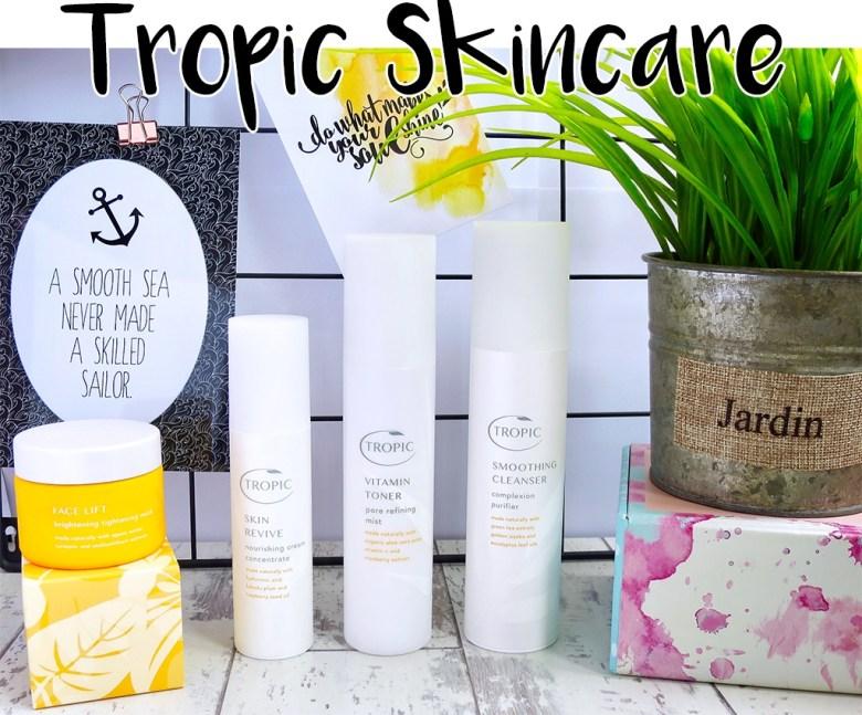 Tropic Skincare Review