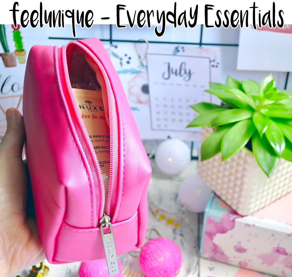 feelunique everyday essentials kit
