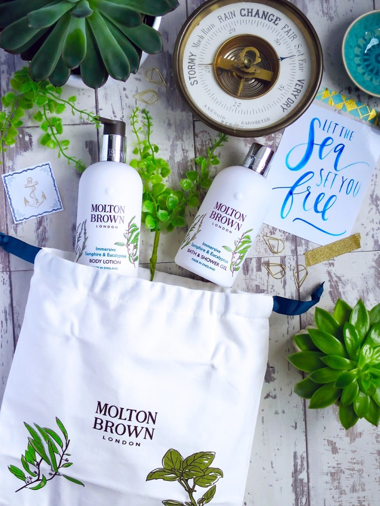 Limited Edition Seabourn Collection From Molton Brown